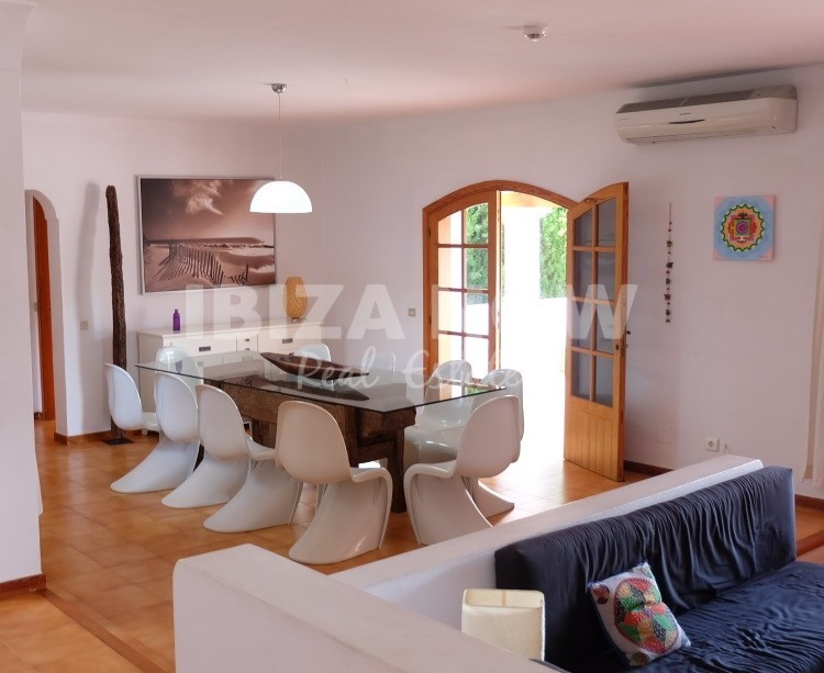 English Nice Spanish Villa For Sale In Santa Gertrudis Ibiza