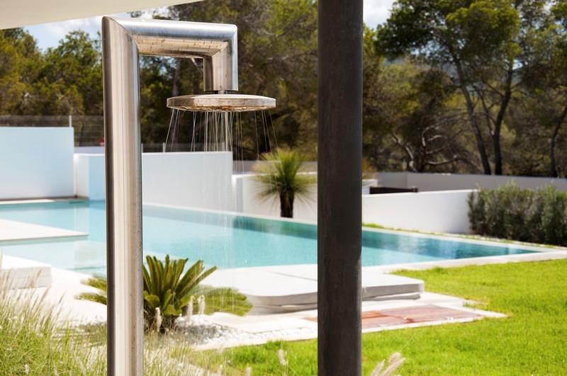 Wonderful villa for sale in private urbanization in San Jose, Ibiza