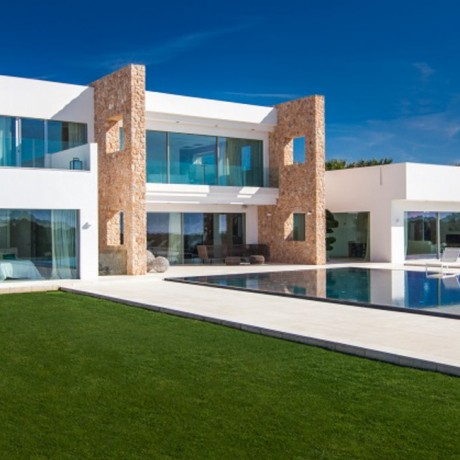 Plots for sale to build your luxurious villa in Cala Conta, Ibiza