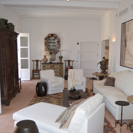 Elegant penthouse for sale in the heart of Ibiza town, Dalt Vila