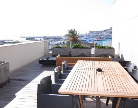 Stylish apartment for sale in Marina Botafoc , Ibiza
