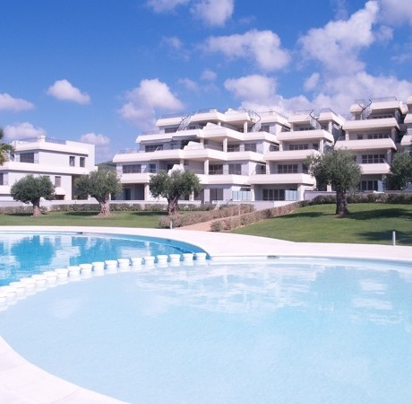 Apartment with 2 bedrooms for sale in Las Terrazas, Cala Tarida in Ibiza