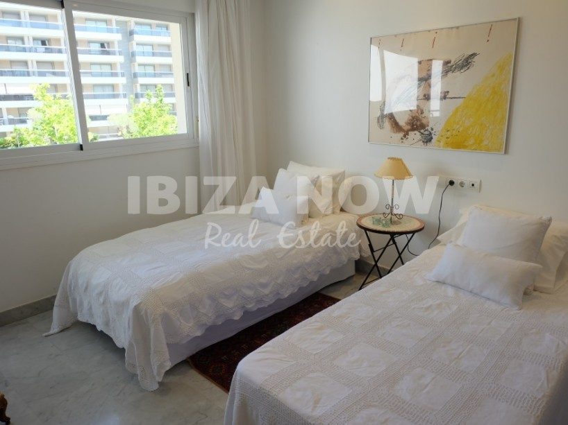 Beautiful apartment for sale in Marina Botafoc, Ibiza