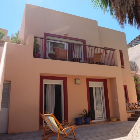 Nice 3 bedroom townhouse for sale in Cala Vadella, Ibiza.