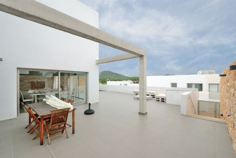 Nice modern townhouse for sale in Roca Lisa, Ibiza