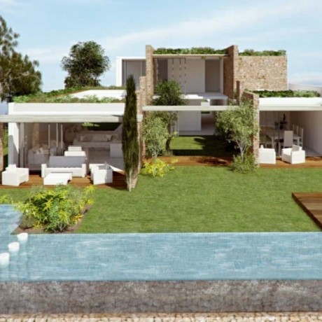 Exclusive 6 bedroom villa for sale in the private urbanization of Cala Conta, Ibiza