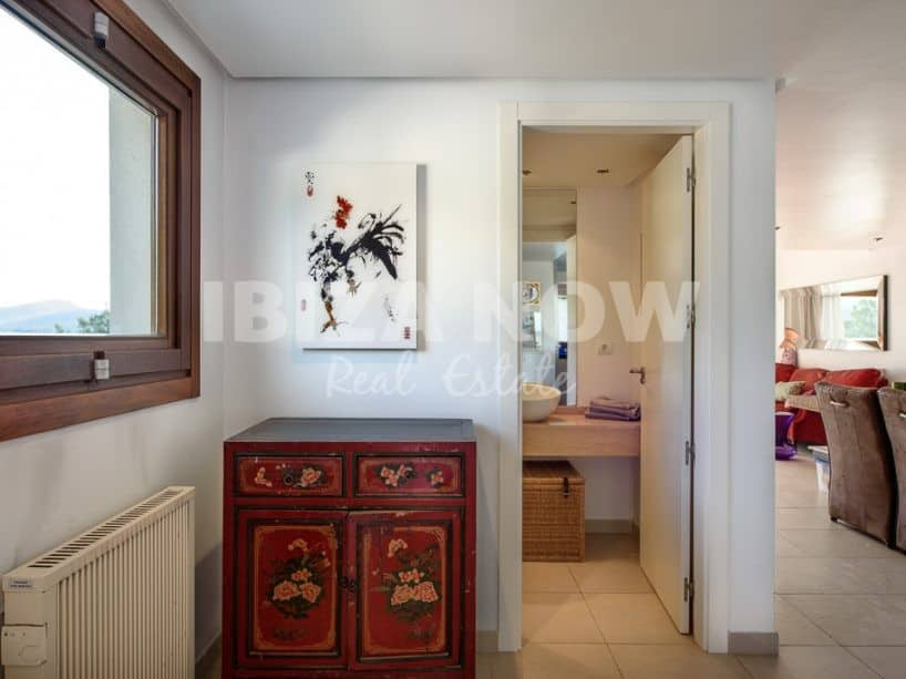 Penthouse 3 bedroom apartment for sale in San Jose, Ibiza