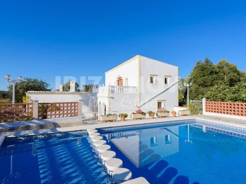 Authentic Ibiza Finca for sale in the North of Ibiza
