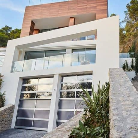 New modern villa for sale in Cala Llonga, Ibiza.