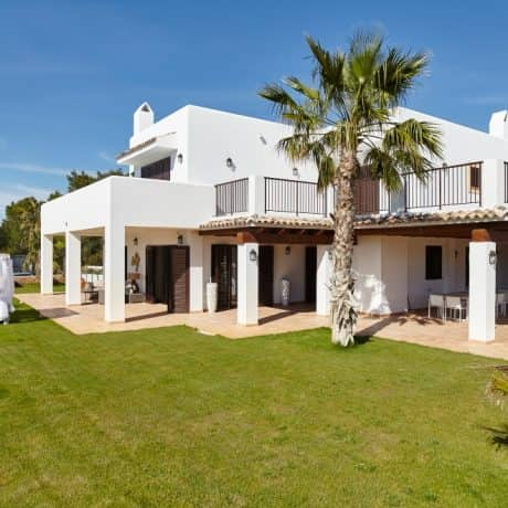 Large 5 bedroom villa for sale close to Ibiza town, Ibiza.