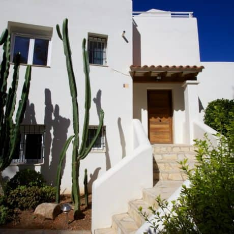 Large 6 bedroom villa for sale in Siesta , Ibiza.
