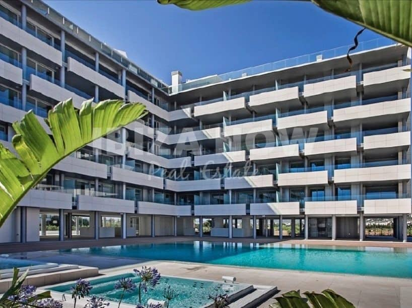 Nice 2 bedroom apartment for sale in the White Angel, Ibiza.