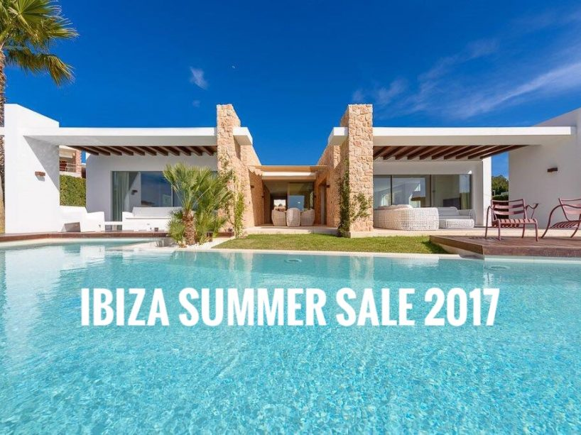 (English) Ibiza Summer Sale & New Properties