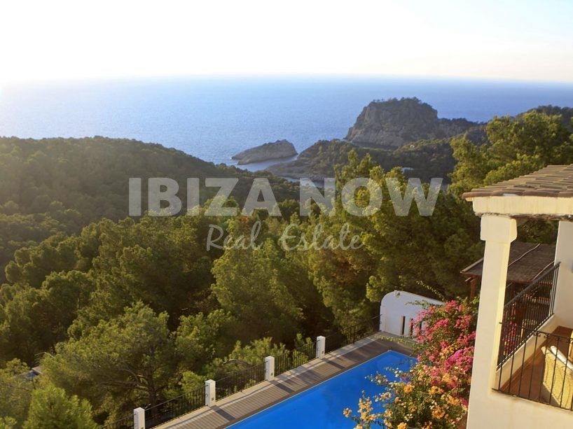 Beautiful villa for sale close to Cala Salada, Ibiza