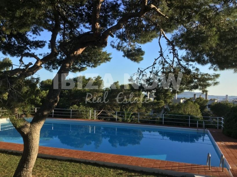 Renovated 4 bedroom townhouse for sale in Can Pep Simo, Ibiza
