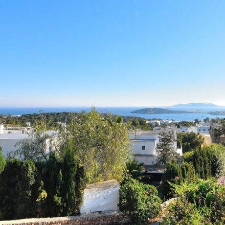 Renovated 4 bedroom townhouse for sale in Can Pep Simo , Ibiza.