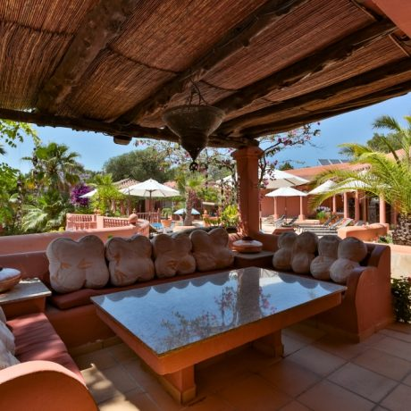 Beautiful large villa for sale close to Cala Bassa and Cala Conta, Ibiza.