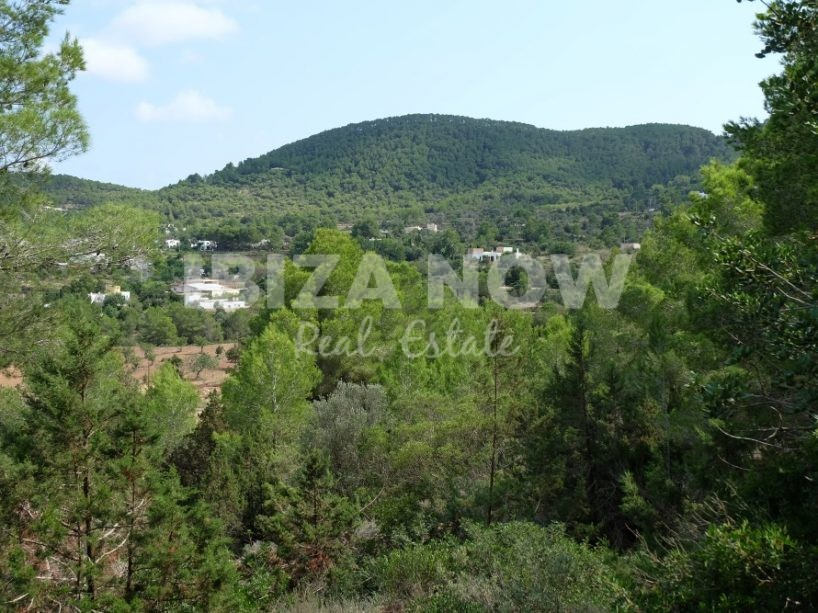 Plot with a license for sale in San Jose, Ibiza