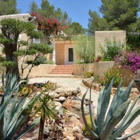 Beautiful villa for sale Ibiza town.