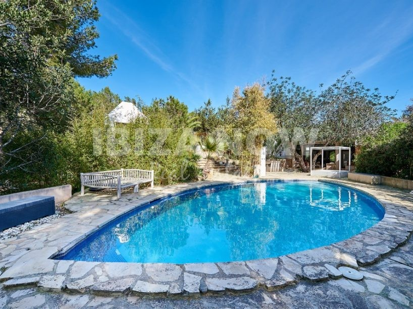 Beautiful country villa for sale close to Santa Gertrudis, Ibiza