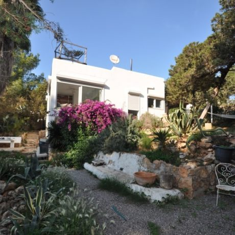 Nice 2 bedroom house for sale in Cala Gracio, Ibiza.