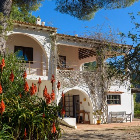 Charming finca style house for sale in Santa Eularia, Ibiza.