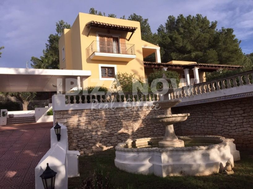 Large 5 bedroom villa for sale in Jesus, Ibiza