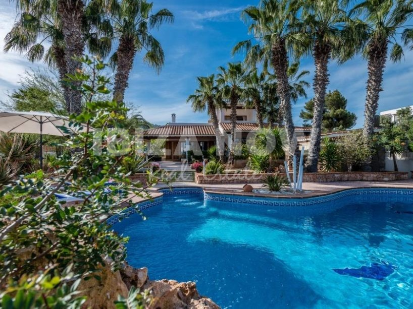 Large villa for sale in Sa Caleta, Ibiza
