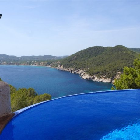 Rustic style villa for sale in Cala Vicente, Ibiza.
