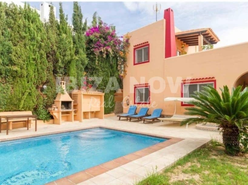 House for sale in Talamanca, Ibiza.