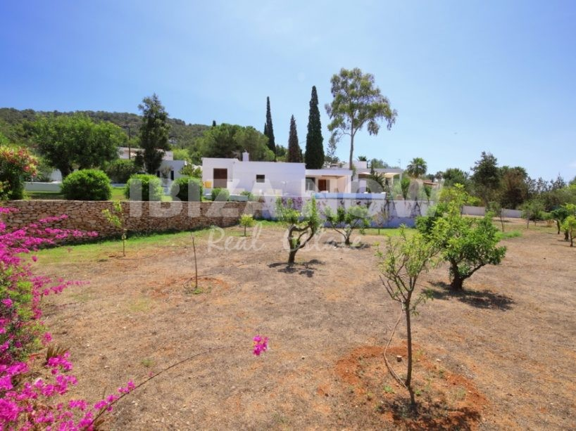 Nice 3 bedroom villa for sale in Jesus, Ibiza.