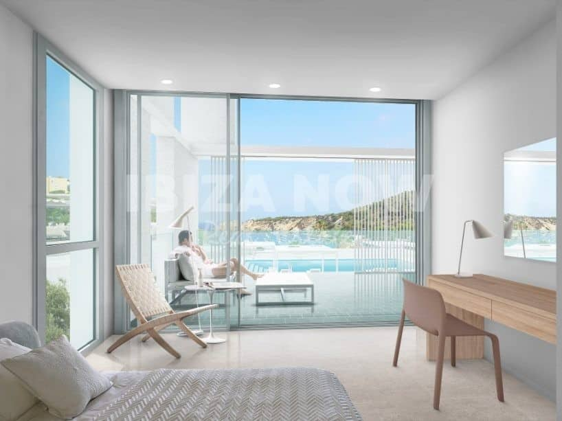 ... (English) New To Build Modern Apartments For Sale In Cala Vadella,  Ibiza ...
