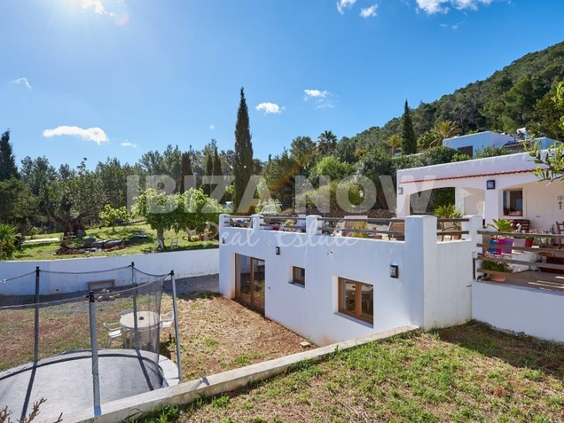 4 bedroom house for sale in San Carlos, Ibiza.