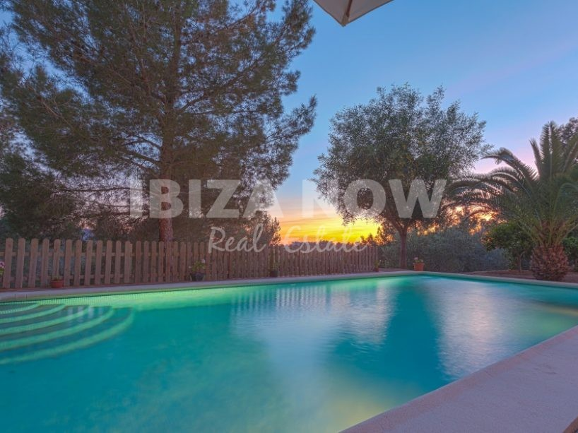 4 bedroom villa for sale in Cala Salada, Ibiza