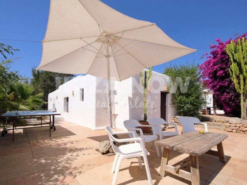 Charming large finca for sale near Santa Eularia, Ibiza
