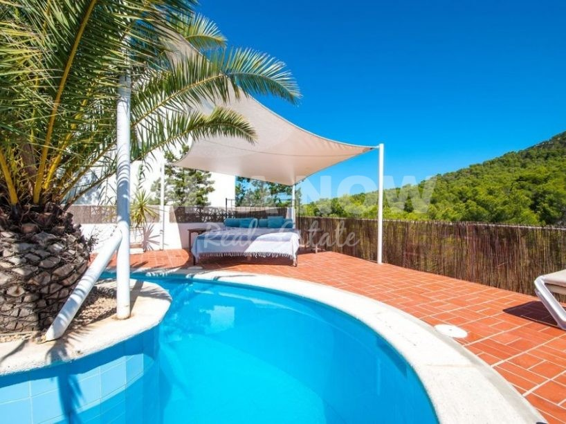 Nice house for sale close to Cala Vadella, Ibiza