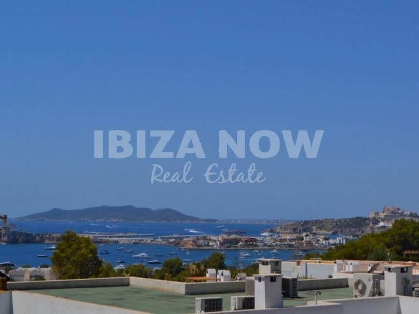 Nice townhouse with private pool for sale in Can Pep Símo, Ibiza
