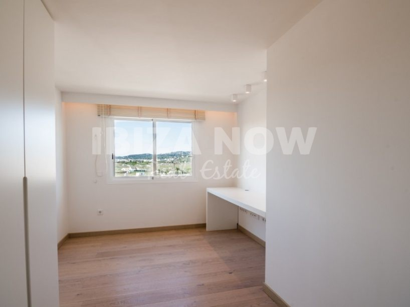 Large 4 bedroom apartment for sale in Talamanca, Ibiza