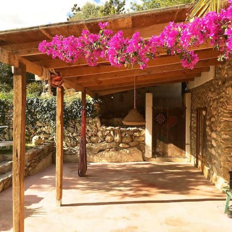 Authentic finca for sale close to San Raffael, Ibiza.