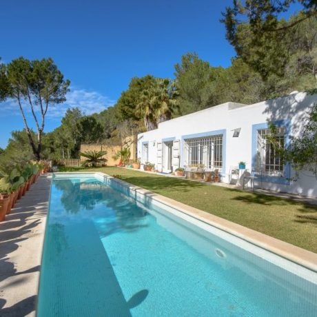 Nice 4 bedroom villa for sale in Santa Gertrudis, Ibiza
