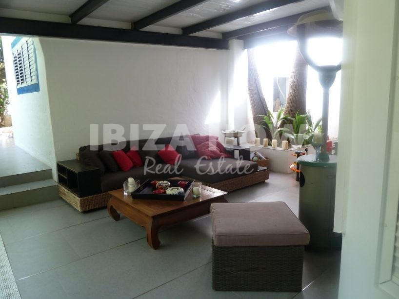 Remarkable 5 bedroom villa for sale within walking distance to the beach in Ibiza