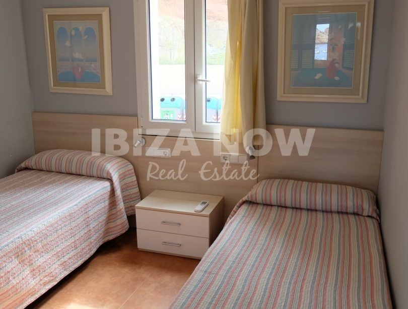 Nice 2 bedroom apartment for sale close to the beach of Cala Vadella, Ibiza