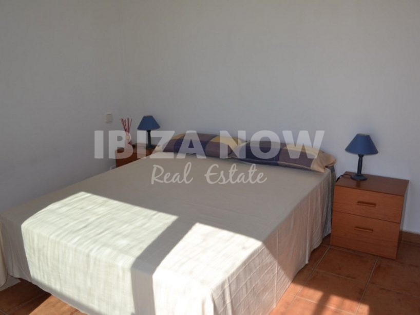 Opportunity to buy 2 joined houses in the South-West of Ibiza
