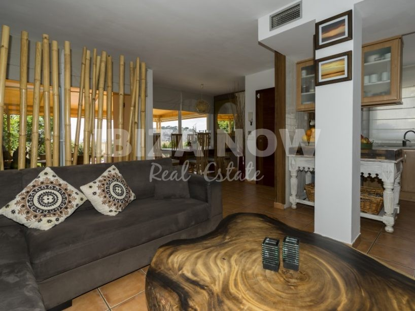 Nice 4 bedroom townhouse for sale in Talamanca, Ibiza