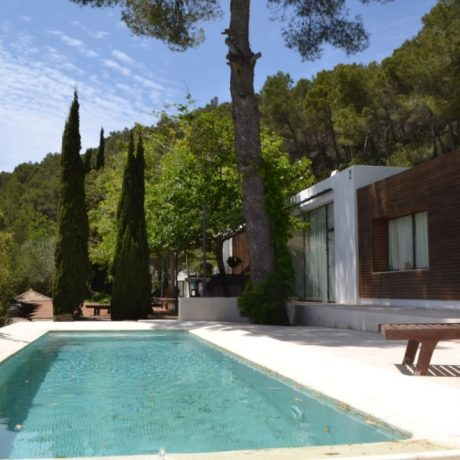 Large 4 bedroom villa for sale close to Santa Gertrudis, Ibiza.