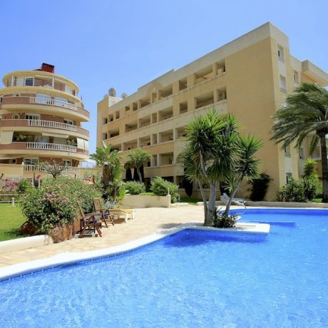 Nice 2 bedroom apartment for sale in Santa Eulalia, Ibiza.