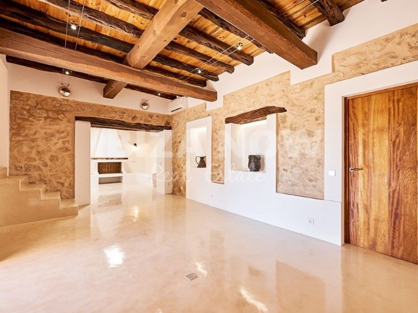 Renovated modern finca for sale near San Jose, Ibiza