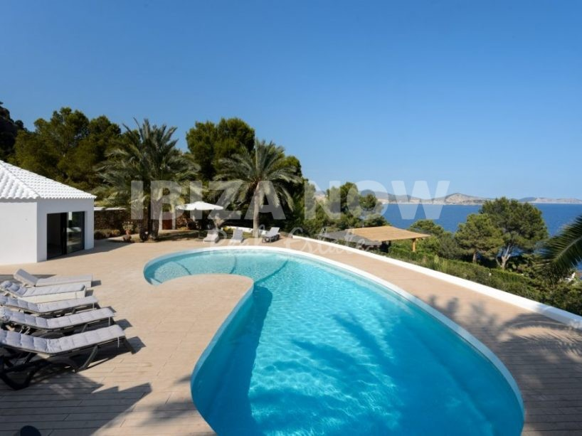 Amazing 5 bedroom villa for sale in Es Cubells, Ibiza