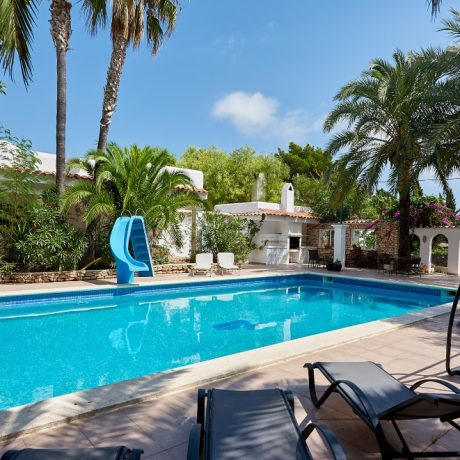 Nice 4 bedroom villa for sale in Santa Eulalia, Ibiza.