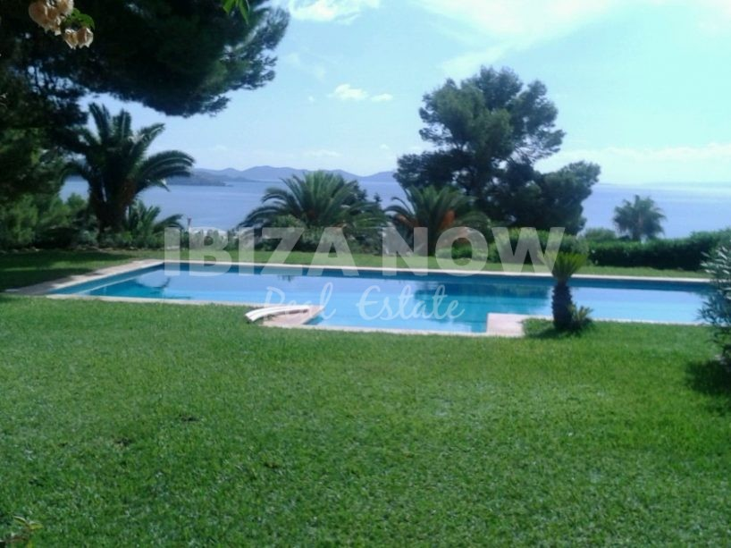 Nice 3 bedroom villa for sale in Es Cubells, Ibiza